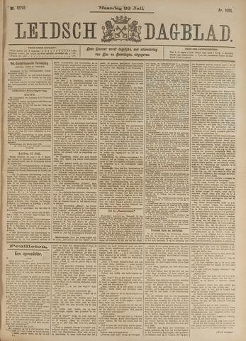 Leidsch Dagblad 1901-07-22