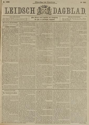 Leidsch Dagblad 1902-10-14