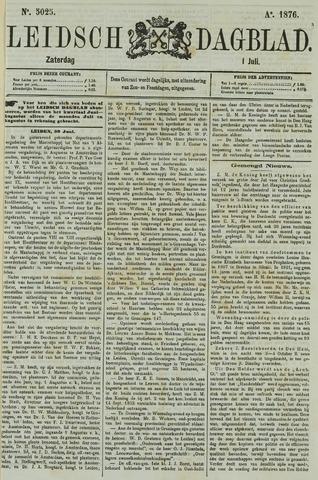 Leidsch Dagblad 1876-07-01