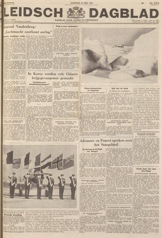 Leidsch Dagblad 1951-05-29