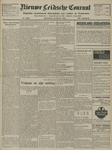 Nieuwe Leidsche Courant 1938-03-30