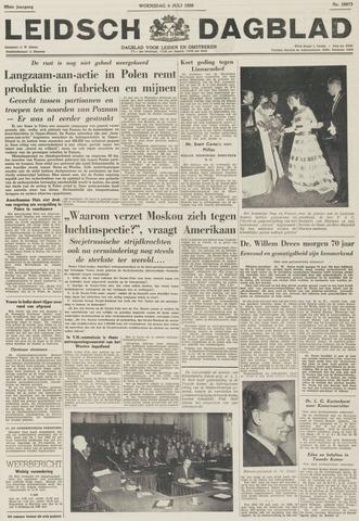 Leidsch Dagblad 1956-07-04
