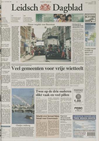 Leidsch Dagblad 1999-10-11