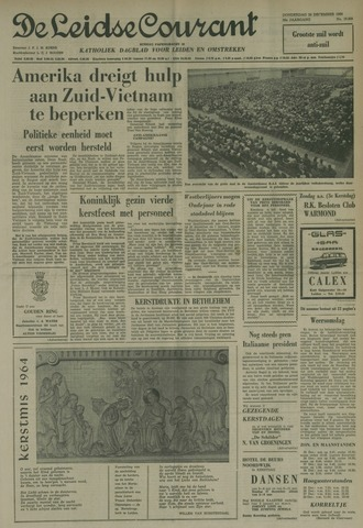 Leidse Courant 1964-12-24