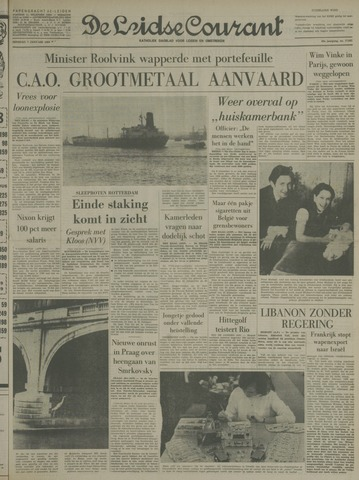 Leidse Courant 1969-01-07