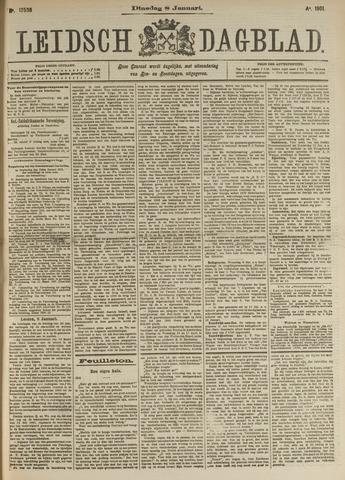Leidsch Dagblad 1901-01-08