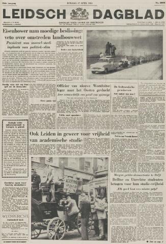 Leidsch Dagblad 1956-04-17