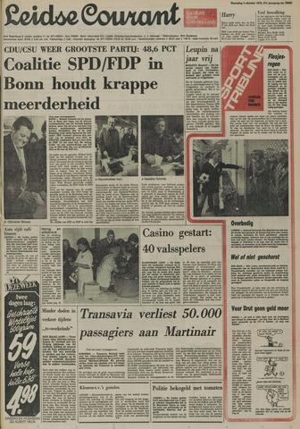 Leidse Courant 1976-10-04