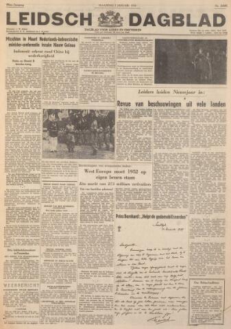 Leidsch Dagblad 1950