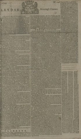 Leydse Courant 1745-12-06
