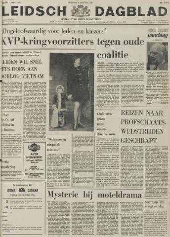 Leidsch Dagblad 1973-01-09