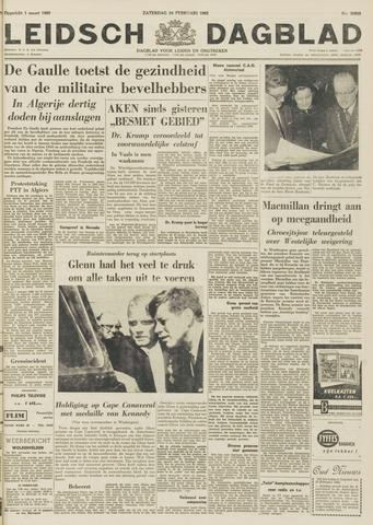 Leidsch Dagblad 1962-02-24