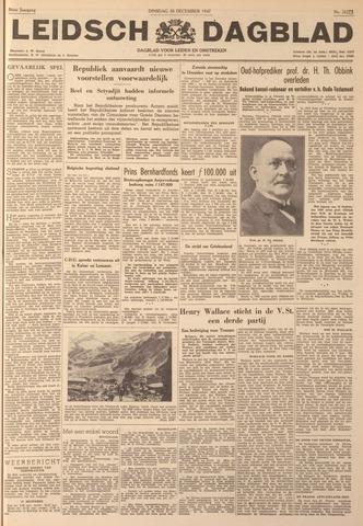 Leidsch Dagblad 1947-12-30