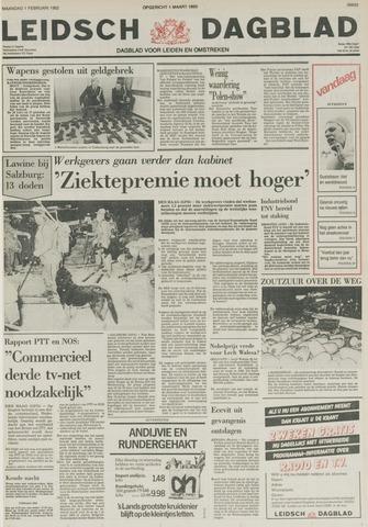 Leidsch Dagblad 1982-02-01