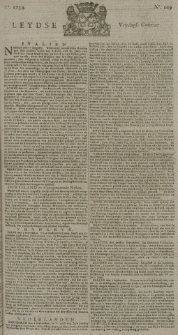 Leydse Courant 1734-09-10