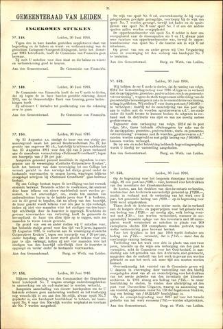 Handelingen van de Raad 1916-06-30