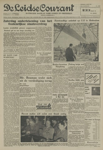 Leidse Courant 1955-05-13