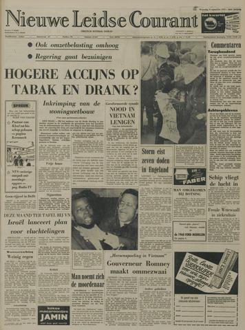 Nieuwe Leidsche Courant 1967-09-06