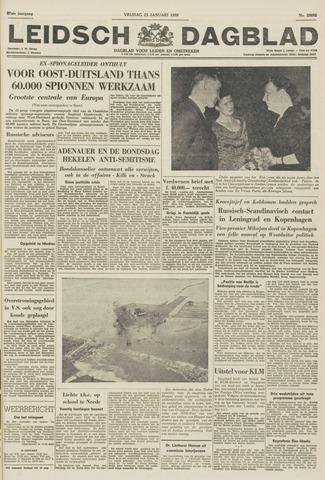 Leidsch Dagblad 1959-01-23