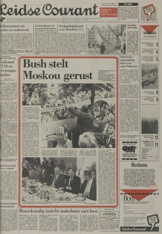 Leidse Courant 1989-07-18