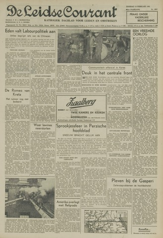 Leidse Courant 1951-02-13