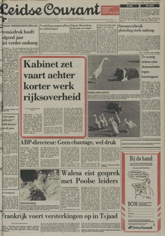Leidse Courant 1983-08-16