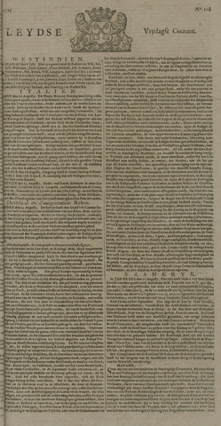 Leydse Courant 1725-09-07