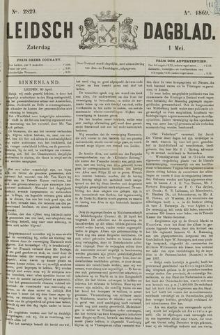 Leidsch Dagblad 1869-05-01