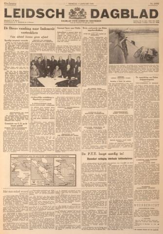 Leidsch Dagblad 1949-01-04