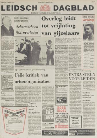 Leidsch Dagblad 1977-03-11
