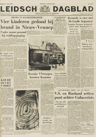 Leidsch Dagblad 1963-01-08