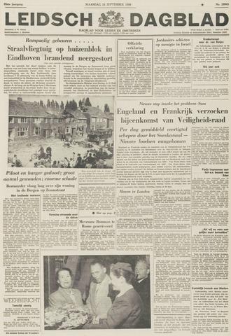 Leidsch Dagblad 1956-09-24