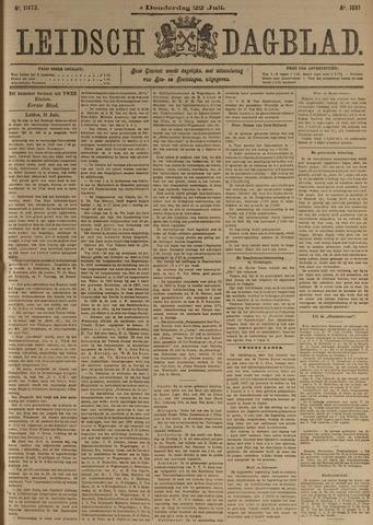 Leidsch Dagblad 1897-07-22