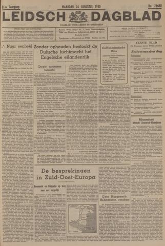 Leidsch Dagblad 1940-08-26