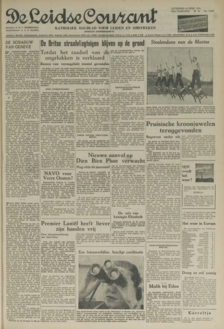 Leidse Courant 1954-04-10