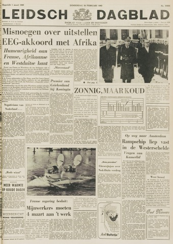 Leidsch Dagblad 1963-02-28