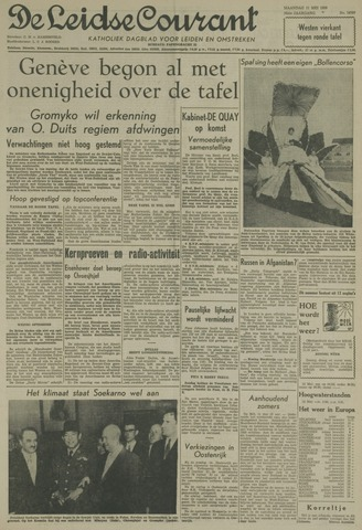 Leidse Courant 1959-05-11