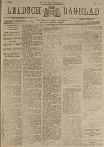 Leidsch Dagblad 1907-10-14