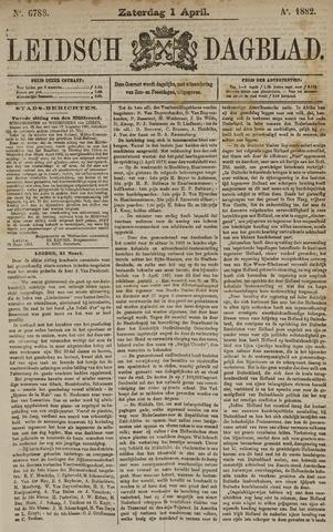 Leidsch Dagblad 1882-04-01