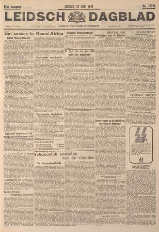 Leidsch Dagblad 1942-06-23