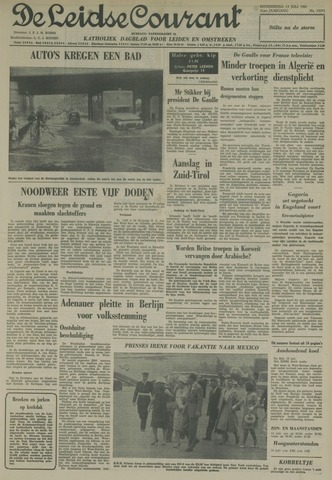 Leidse Courant 1961-07-13