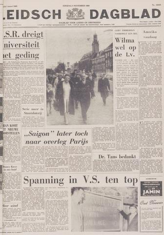 Leidsch Dagblad 1968-11-05