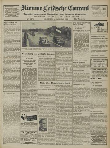 Nieuwe Leidsche Courant 1938-08-18