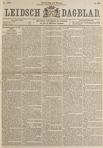 Leidsch Dagblad 1899-03-13