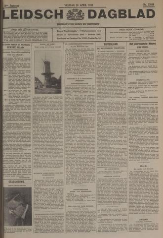 Leidsch Dagblad 1935-04-26