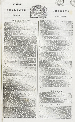 Leydse Courant 1838-12-07