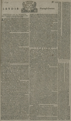 Leydse Courant 1749-09-12