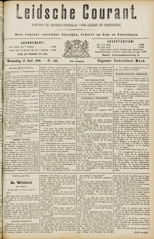 Leydse Courant 1890-06-11