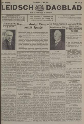 Leidsch Dagblad 1937-05-31