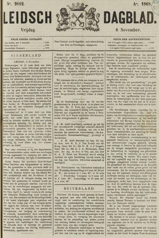 Leidsch Dagblad 1868-11-06